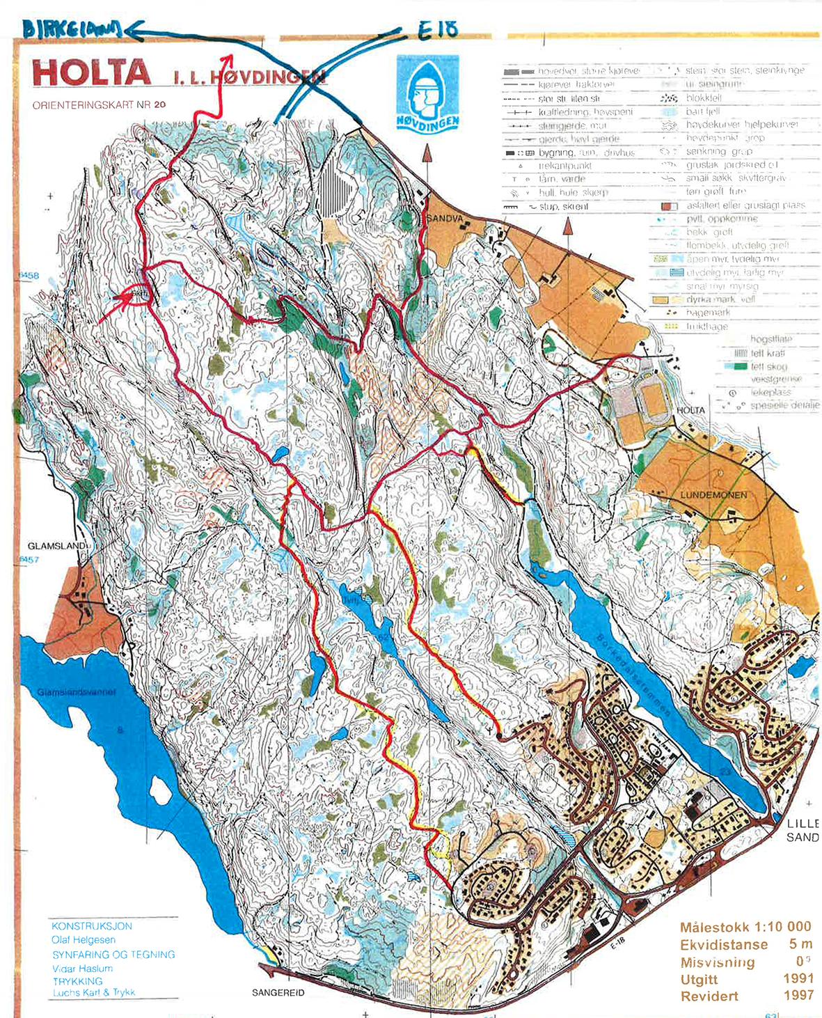 kart over lillesand Kart over Skifjell | Lillesand og omegn turistforening kart over lillesand