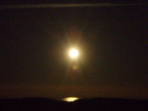 Måneskinnstur / lyktetur tilKniben