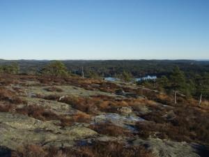 Bli med på tur til Rossefjell! Foto: Anita Breivold