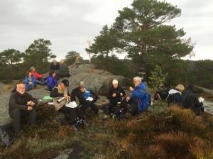 Hellestønuten. Foto: Salve Linnebo