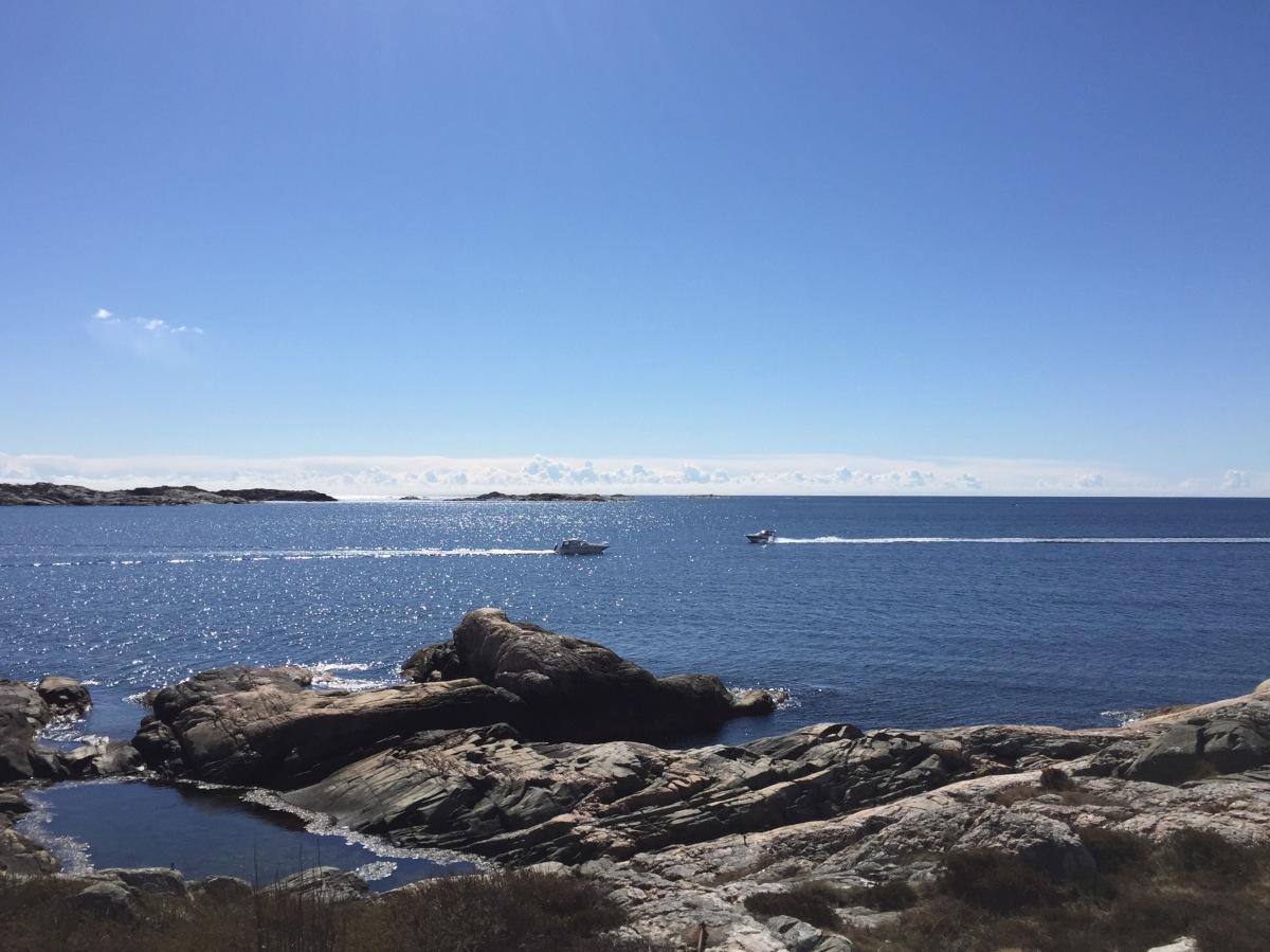Tur i Høvåg, søndag 7. april