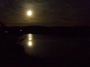 Magisk måneskinnstur