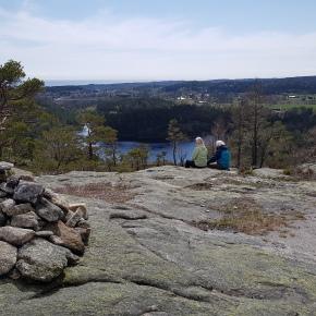 Ukens turforslag uke 24: Rundtur fra Bjørkestøl via Vardehei, Pumpestasjonen ogEftevannsåsen