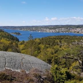 Ukens turforslag uke 25: Rundtur på Flørenes med besøk på toppen avFløresteinen