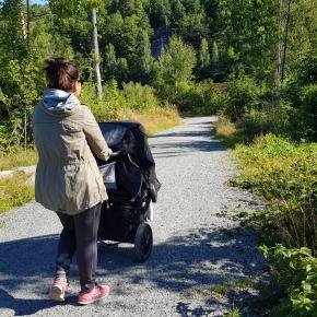 Ukens turforslag uke 33: Turer medbarnevogn
